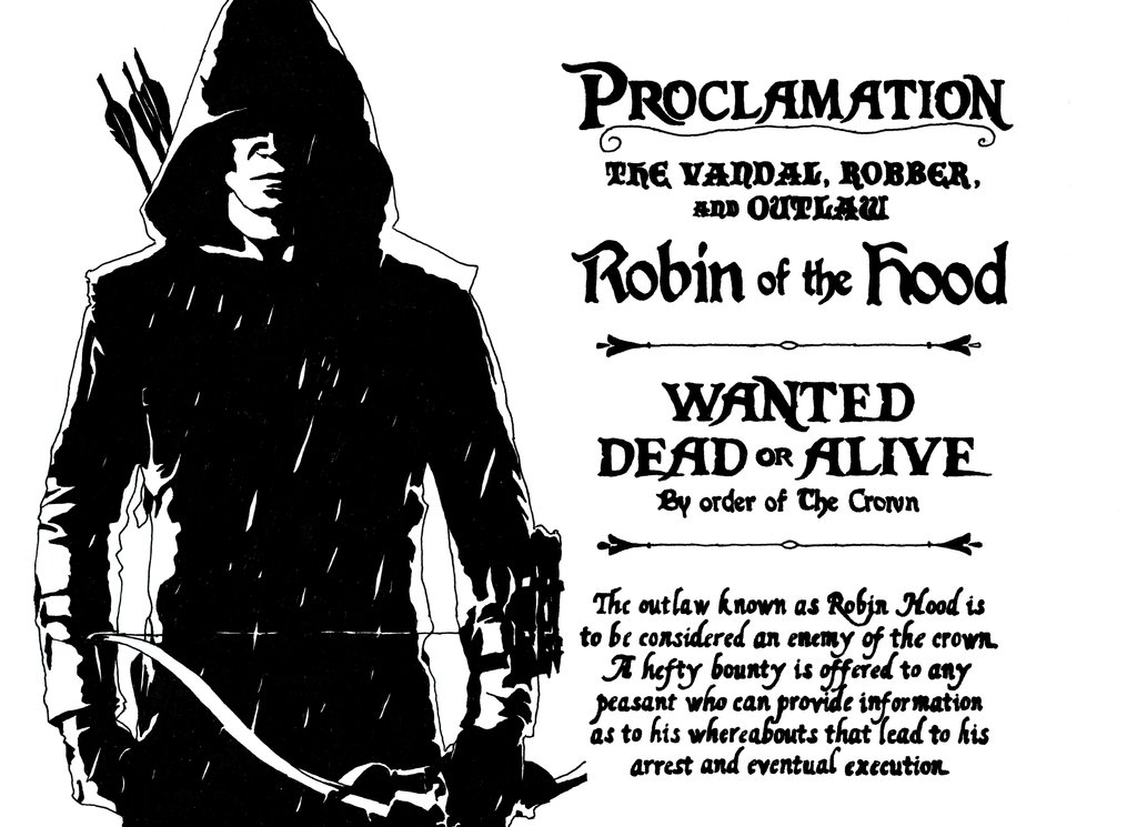 cw_arrow__robin_hood_wanted_poster_by_unleashdahdragon-d6oqke5