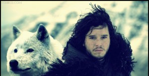 ghost-and-jon-snow
