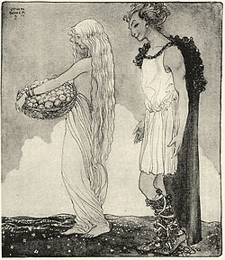 250px-Loki_and_Idun_-_John_Bauer