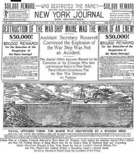 fight-for-independence-cruiser-maine-destruction-ny-journal